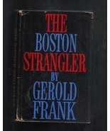 The Boston Strangler, Gerold Frank,Hardcover Bo... - $6.00