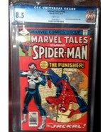 Marvel Tales # 106 CGC Graded 8.5 VF+ Spider-Man - $371,16 MXN