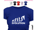 Buy Climbing - EVOLUTION OF ROCK CLIMBER FUNNY T SHIRT ALL SIZE/COLOUR