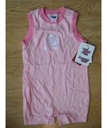 Girls Ohio State Buckeyes Onsie Outfit Sleevele... - $14.99