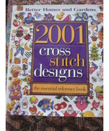 2001 Cross Stitch Design Essential Reference Bo... - $23.99