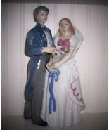 Mallorca Spain Bride & Groom Porcelain Figurine  - $29.99