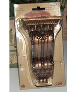 Drapery Sconce with Side Opening - $19.99