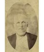 Mr. C. Rennie - Unknown location @1860's - $10.00