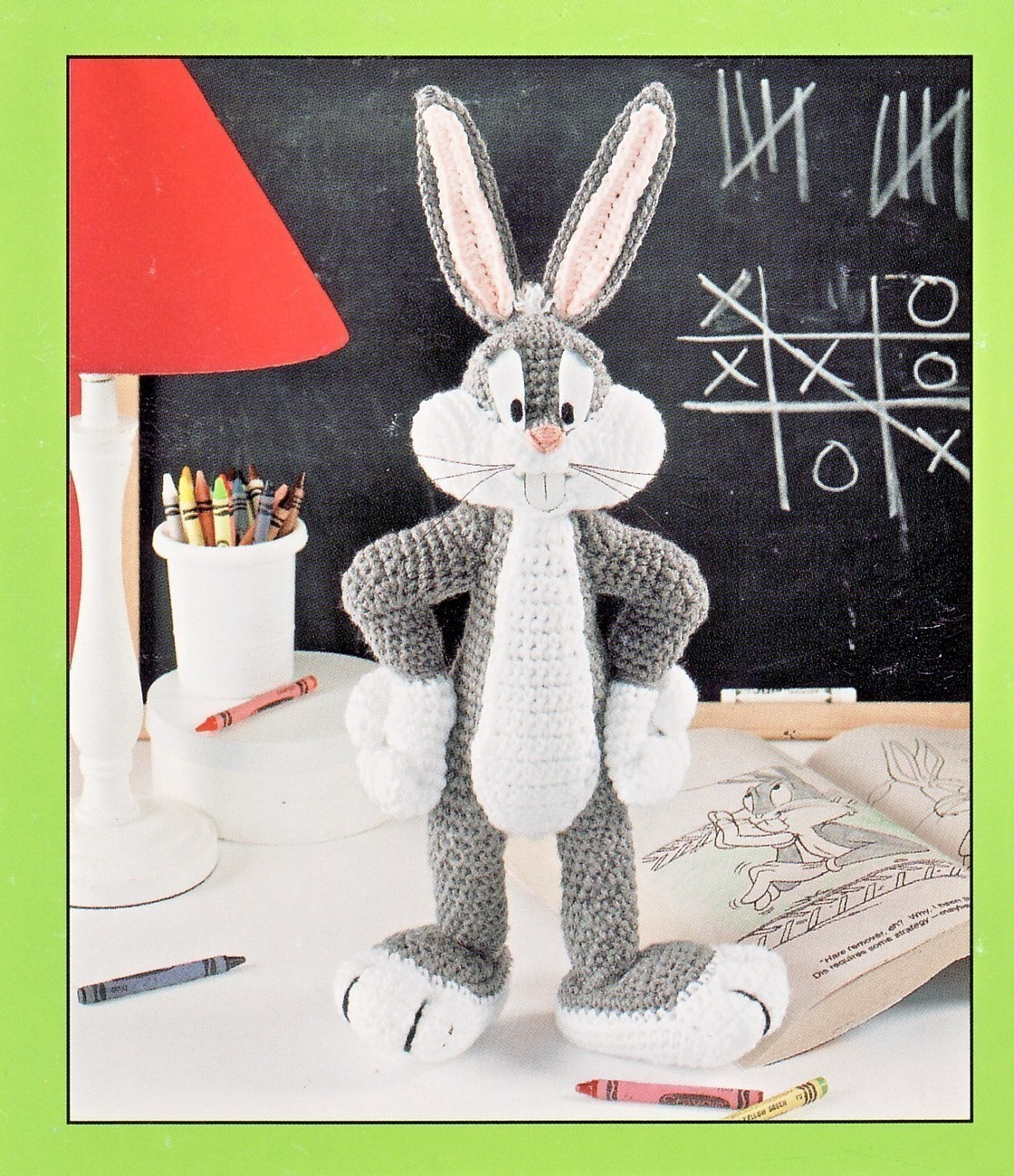LA Crochet book..Looney Tunes, taz, bugs, tweetie - Knitting Forum