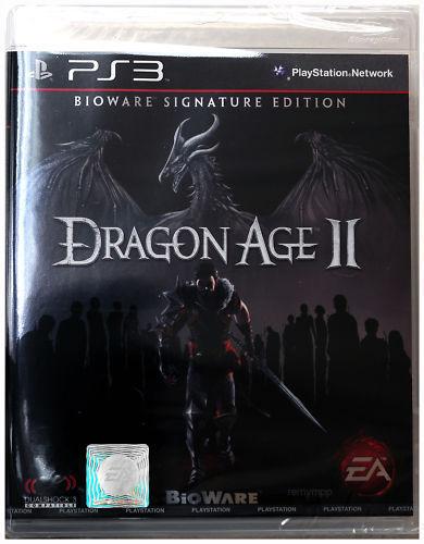 Dragon Age 2 II: BioWare Signature Edition, PS3 game