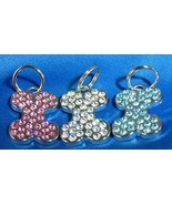 Swarovski Crystal Custom Pet Tag - Available in... - $15.95