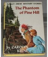 Nancy Drew #42 The Phantom of Pine Hill True Fi... - $5.99