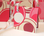 Buy Gift Cards - Blank Handmade Mini Gift Tags Gift Cards in Retro Polka Dots