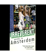 Irreverent Amsterdam Guide Coffeeshops Hookers + - $8.00