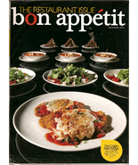 Bon Appetit  Magazine September 2008 The Restau... - $5.00