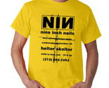 "Buy Shirts - NIN RELEASE ""PRETTY HATE MACHINE""(BLACK) MAN T-Shirt"