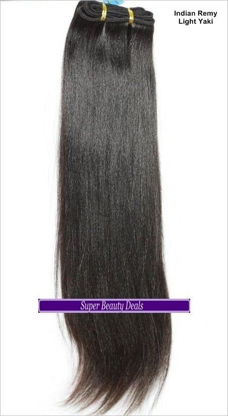 Light-yaki-indian-remy-weft