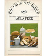 The Art of Fine Baking Cookbook by Paula Peck - $13.99