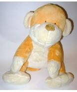 Animal Alley Baby Orange Monkey Plush Stuffed A... - $15.99