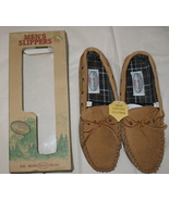 Men's North Point Bay Leather Moccasins Size 11 NIB - $19.99