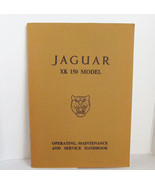 Jaguar XK150 Owners Manual Handbook 1958 1958 1960 1961 - $27.95