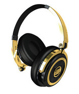 Reloop RHP-5 DJ Headphones (Gold Rush) - $59.99