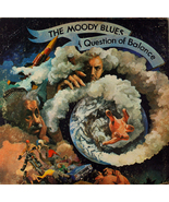 The Moody Blues - A Question of Balance LP Thre... - $5.00