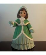 Vintage Christmas Caroler Girl Hollie 12 inches... - $24.99