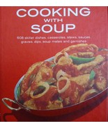 Campbell Cooking With Soup - 608 Quick and Easy... - $6.88