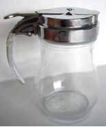 Dripcut Small Clear Glass Syrup Pitcher Dispenser  - $7.88