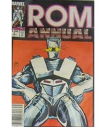 Assorted Issues of Marvel ROM - Four Issues - V... - $8.88