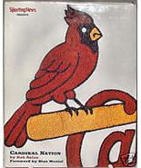 CARDINAL NATION BOOK by ROB RAINS  - $5.99