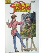 Vintage First Comics Jon Sable Return of the Hu... - $7.88