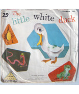 The Little White Duck 78 Record - Columbia 392 ... - $30.88
