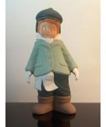 Vintage Christmas Caroler Nicholas 10.5 inches ... - $24.99