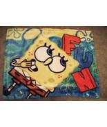 Nickelodeon Sponge Bob Pillow Sham [Fits 26
