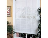 Buy Window Treatments - PVC Window Patio Blind Shade White Size 48x72