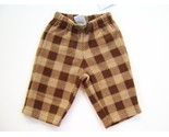 Buy New Gymboree Boys Forest Trails Fleece Pants NB 0 3 Mos