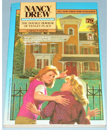 Nancy Drew #79 Double Horror of Fenley Place Minstrel 1987