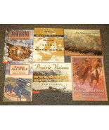 6 books Snowbound The Donner Party, Fortress Al... - $7.99