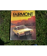 1981 Ford Farimont Sales Brochure - $5.00