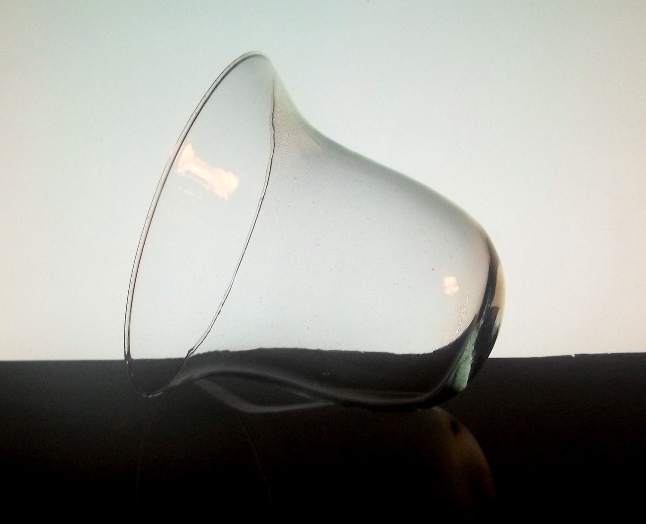 Glass Replacement: Replacement Hurricane Glass For Candle Holders