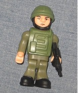Character Building Micro-Figures HM Armed Force... - $4.50