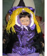 Good Witch Halloween Kids Costume Purple 12 to ... - $14.95