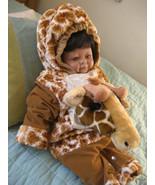 Giraffe Halloween Kids Costume Jumpsuit 12 to  ... - $14.95