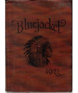 1922 Merriam High School Yearbook - Johnson Cou... - $39.00