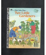 Two Little Gardeners. a Little Golden Book,  30... - $1.50