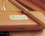 Buy Gifts and Collectibles - Rosewood Pen and Case engraved personalized wedding gift