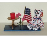 Buy Gift Baskets - Patriotic US USA Flag, Plush, Candle Gift Arrangement