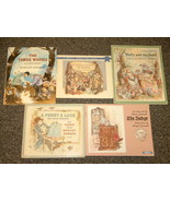 5 Margot Zemach books Duffy and the Devil, The ... - $5.00