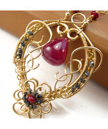 Ms. Ruby Divine Necklace - $312.00