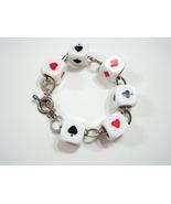 Vintage Dice Mod Charm Bracelet - $15.00