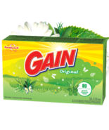 Gain Dryer Sheets Fabric Softener Original Scent 160 Count