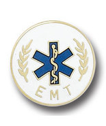 EMT Star of Life EMS Medical Emblem Lapel Pin N... - $9.97